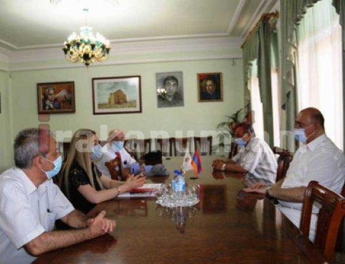 Հայկական Կարմիր խաչի ընկերությունը մարդասիրական օգնություն կտրամադրի Գյումրիում կարկուտից առավել տուժած ընտանիքներին