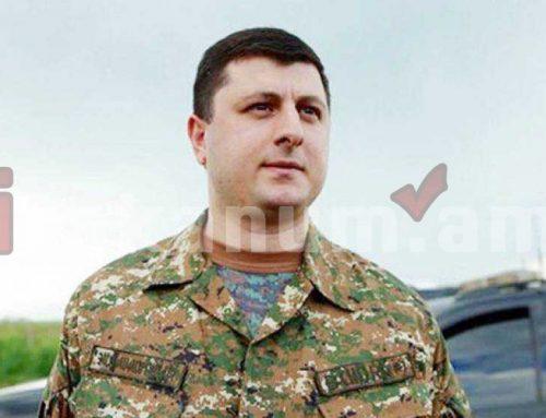 Հրապարակված տեսանյութերում Ադրբեջանի և Թուրքիայի զինանոցի մեծ թվով զինատեսակներ չեն նկատվել. Տիգրան Աբրահամյան