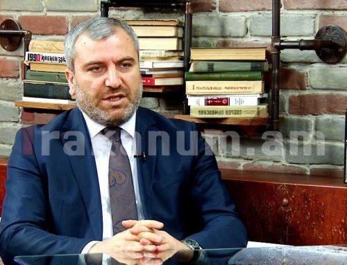 Փաստաբան Նորայր Նորիկյանը վարակվել է կորոնավիրուսով