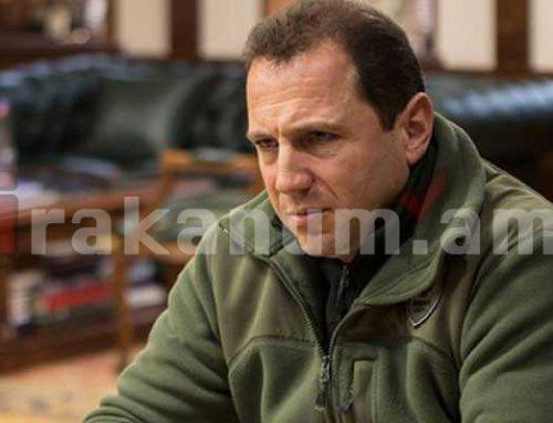 ՀՀ պաշտպանության նախարար Դավիթ Տոնոյանն աշխատանքային այցով Ռուսաստանի Դաշնությունում է