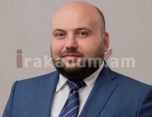 Տրդատ Սարգսյանը նշանակվել է ՔՊ կուսակցության աշխատակազմի ղեկավար