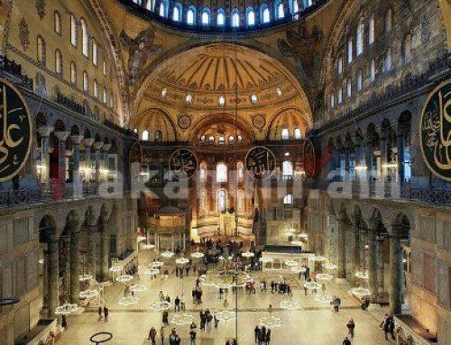 Թուրքիայի պետական խորհուրդը 17 րոպե քննարկել է Սուրբ Սոֆիայի տաճարը մզկիթի վերածելու հարցը