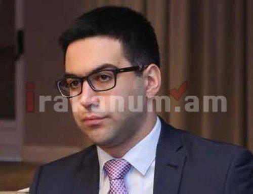 Ռուստամ Բադասյանը մասնակցել է «Հայաստանում հակակոռուպցիոն բարեփոխումների ամրապնդումը» ծրագրի հանդիպմանը