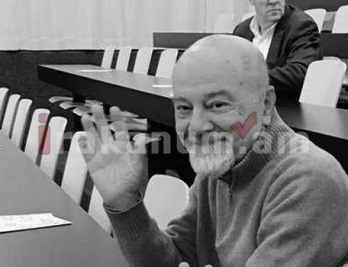 «Հայրս բացառիկ մարդ էր». Կորոնավիրուսից մահացել է ԳԱԱ անդամ Ֆելիքս Հայրապետյանը