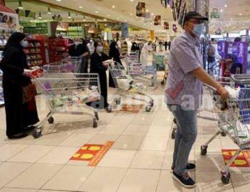 Սաուդյան Արաբիայի բնակիչները շտապում են խանութներից գնել ամեն ինչ