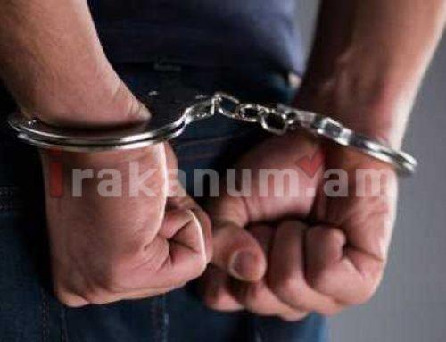 Գողության մեղադրանքով հետախուզվող Վարդուշը հայտնաբերվել է Էջմիածնում