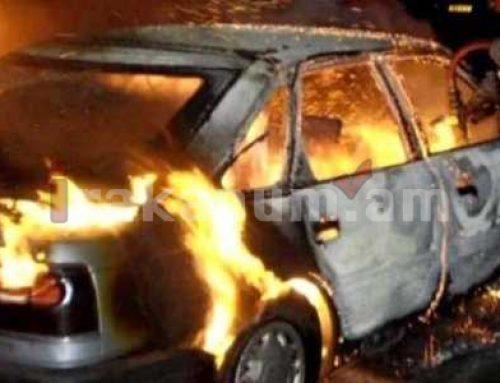 Ավտոմեքենայում նախօրեին այրվածքներով հոսպիտալացված 3 քաղաքացիների, այդ թվում 6-ամյա երեխայի վիճակը ծանր է․ ԱԻՆ