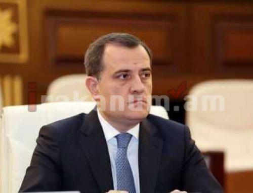 Ջեյհուն Բայրամովը դարձավ Ադրբեջանի ԱԳՆ-ի ղեկավար