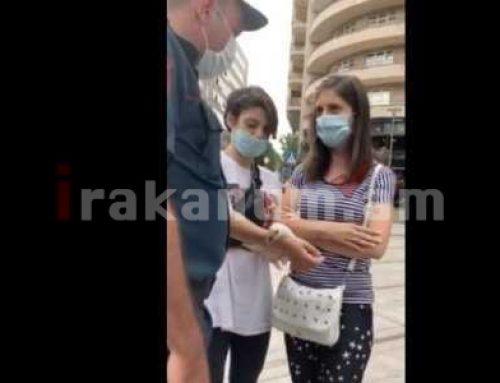 Ինչո՞ւ էին ոստիկանները բերման ենթարկում երիտասարդ աղջկան. Ոստիկանությունը տեսանյութ է հրապարակել