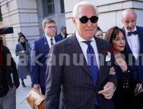 Թրամփը մեղմել է իր նախկին խորհրդական Ռոջեր Սթոունի դատավճիռը