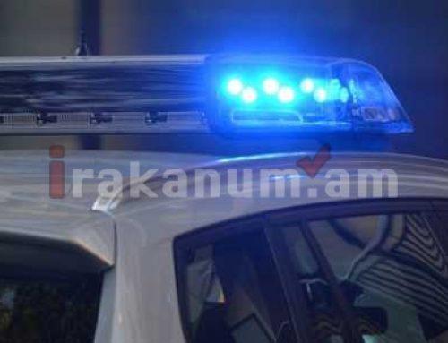 Վաղարշապատի ոստիկանները բացահայտել են գողության փորձի եւ գողության դեպքեր