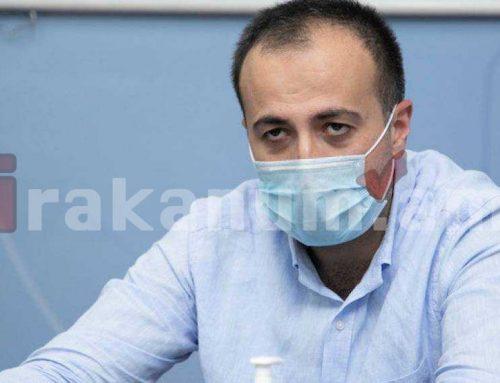 Ակնկալվում է կորոնավիրուսի դեպքերի աշնանային աճ. Արսեն Թորոսյան
