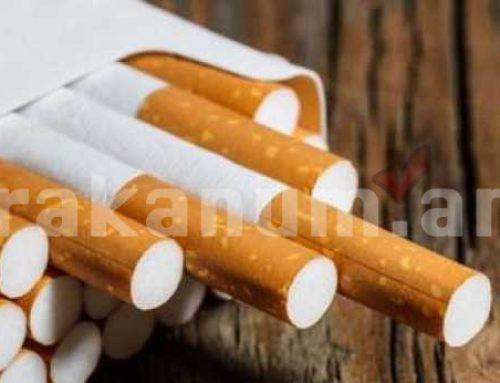 Մաքսանենգ ճանապարհով ծխախոտ տեղափոխելու համար ՀՀ քաղաքացի է տուգանվել