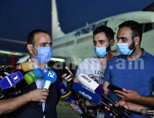 Լիբանանից անհապաղ Հայաստան գալու համար ցուցակագրվել է 40 մարդ