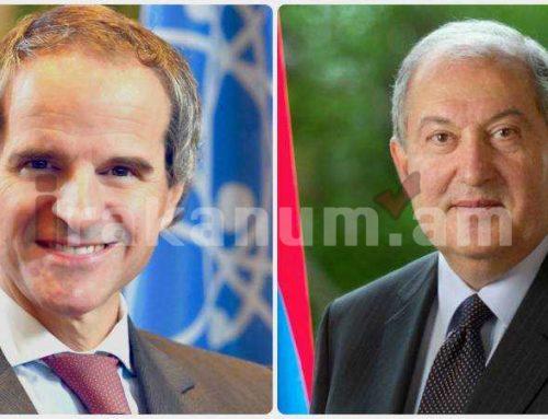 ՀՀ նախագահը ՄԱԳԱՏԷ-ի գլխավոր տնօրենին հրավիրել է մասնակցելու «Մտքերի հայկական գագաթնաժողով»-ին