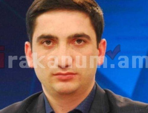 «Հայաստանը հաղթում է #COVID_19-ին». Նաիրի Հոխիկյան