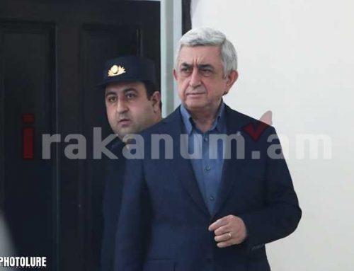 Սերժ Սարգսյանը կրկին դատարան չէր եկել․ դատավորը նրա բացակայությունն անհարգելի համարեց
