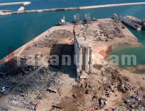 Թուրքիան առաջարկել է վերակառուցել Բեյրութի նավահանգիստը