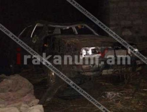 Ողբերգական վթար Լոռու մարզում. 19-ամյա վարորդը մահացել է, նրա եղբայրը հիվանդանոցում է