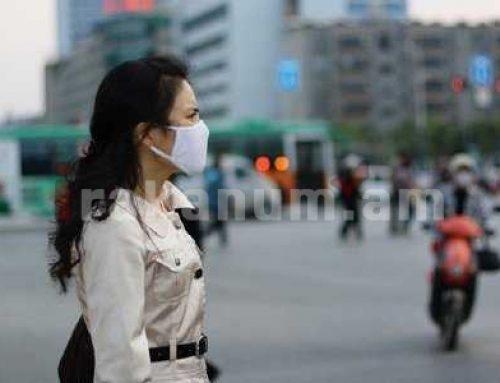 Կարանտինն օգնել է նվազեցնել օդի աղտոտվածությունը Չինաստանում