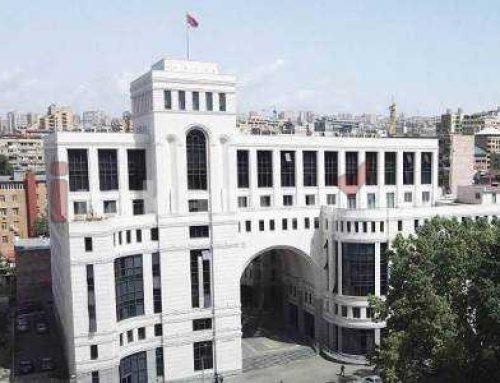 Լիբանանում հայ Խաղաղապահների կյանքին վտանգ չի սպառնում. ԱԳՆ