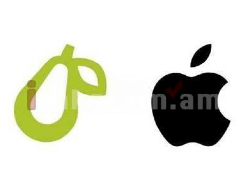 Apple-ը դատական հայց է ներկայացնում ընդդեմ Prepear-ի տանձով լոգոտիպի պատճառով