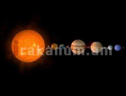 Լուսնի մոտեցմանը Յուպիտերին, Սատուրնին եւ Մարսին կարելի է հետեւել օգոստոսի 2-ին, 3-ին եւ 9-ին