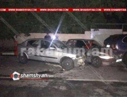 Արագածոտնի մարզում 29-ամյա վարորդը BMW-X5-ով բախվել է կայանված Opel-ներին, այնուհետև վրաերթի ենթարկել 3 հետիոտնի