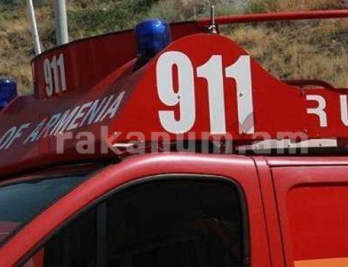 Արմավիր-Նորապատ ավտոճանապարհի աջակողմյան հատվածում քաղաքացին ընկել է սելավատարի մեջ