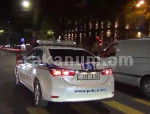 Օգոստոսի 12-ին ճանապարհային ոստիկանությունը հերթական ուժեղացված ծառայությունն է իրականացրել մայրաքաղաքում