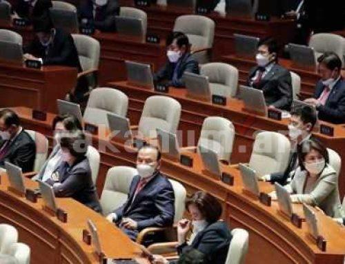 Մինի շրջազգեստով պատգամավորը վրդովմունք է առաջացրել կորեացիների շրջանում