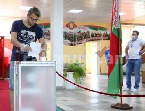 Բելառուսի նախագահական ընտրություններում մասնակցությունը կազմել է 73,4 տոկոս 16.00-ի դրությամբ