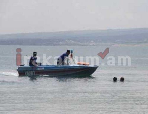Հայաստանում լողասեզոնի բացումից մինչ օրս ջրափրկարարները փրկել են 9 քաղաքացու