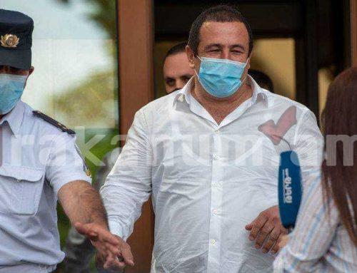 Գագիկ Ծառուկյանի պաշտպանները Վճռաբեկ բողոք են ներկայացրել