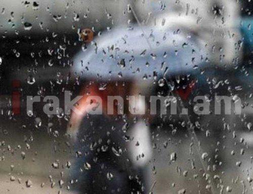 Ամպրոպ, անձրև, քամի. հանրապետության տարածքում սպասվում է փոփոխական եղանակ