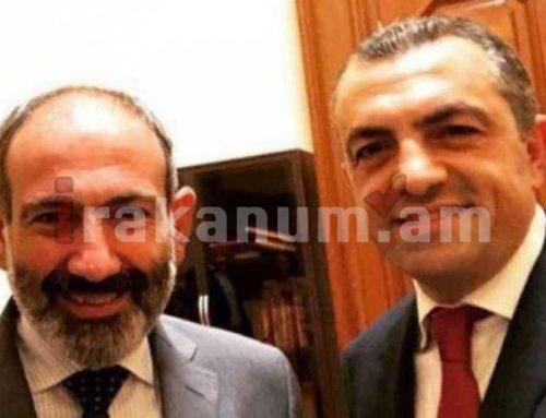 Ես այլեւս ՀՀ վարչապետի խորհրդականը չեմ. Արտակ Գասպարյան