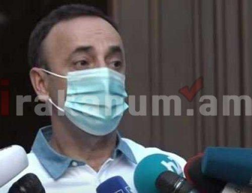 Հրայր Թովմասյանը չի մասնակցել Խունդկարյանի հարցով քվեարկությանը