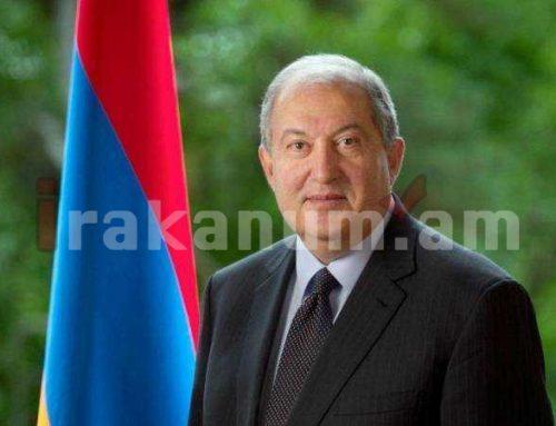 Արմեն Սարգսյանը շնորհավորել է Մեքսիկայի նախագահին՝ Անկախության օրվա առթիվ