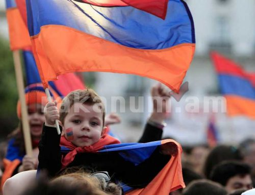 Անկախության տոնը Հայաստանում (տեսանյութ)