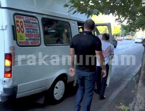 Մարզերում և Երևանում ՔՏՀԱՏՄ-ի կողմից հայտնաբերվել են գերբեռնված տրանսպորտային միջոցներ