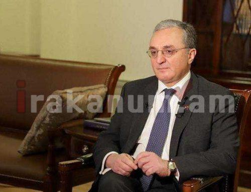 Հայաստանը Եվրոպա է, Ռուսաստանը մեր դաշնակիցն է. ՀՀ ԱԳ նախարարի հարցազրույցը EFE-ին