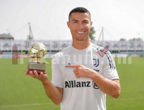 Ռոնալդուն ստացել է IFFHS-ի լավագույն ռմբարկուի մրցանակը