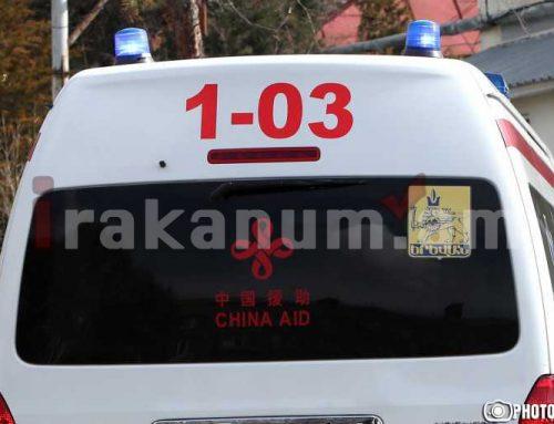 Արցախից ՀՀ տարբեր բժշկական կազմակերպություններ է տեղափոխվել 18 տուժած, 7-ը` քաղաքացիական անձ, իսկ 11-ը` զինծառայող
