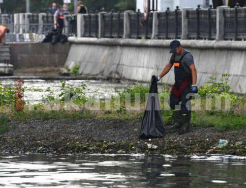 Մոսկվայում երեխաները զբոսնելիս դի են հայտնաբերել գետում