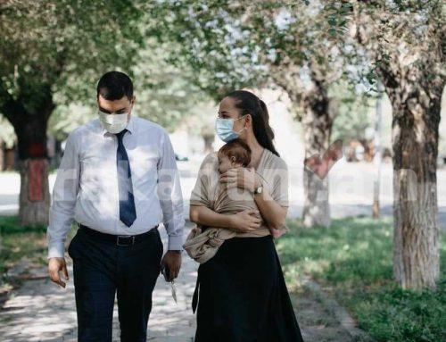 «Վերադարձել եմ աշխատանքի». Տաթեւիկ Ռեւվազյանը լուսանկարներ է հրապարակել դստեր հետ