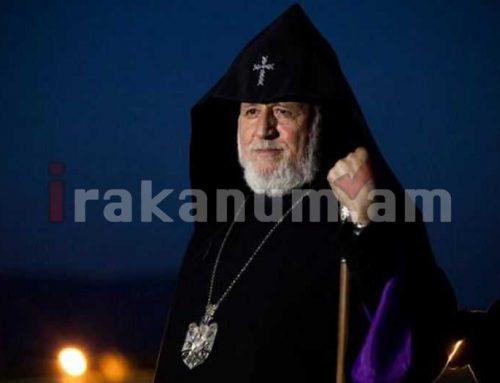 Կաթողիկոսն ընդհատում է այցն Իտալիա ու վերադառնում Հայաստան