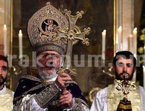 Այսօր հայ առաքելական եկեղեցին տոնում է Խաչվերացը. պատարագ Էջմիածնում