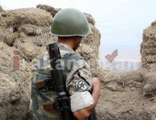 ՀՀ պետական սահմանի հայ-ադրբեջանական շփման գծի ամբողջ երկայնքով պահպանվել է օպերատիվ մարտավարական կայուն իրավիճակ