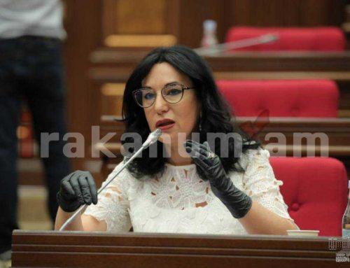 Շատ վտանգավոր ուրվական է շրջում Հայաստանում՝ ներքին թշնամանքի ուրվականը․ Նաիրա Զոհրաբյան