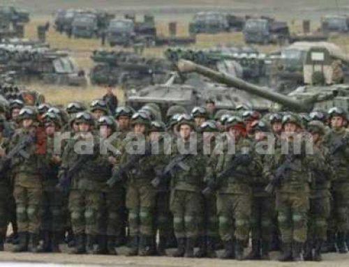 Ռուսաստանում մեկնարկել են «Կովկաս-2020» ռազմավարական զորավարժությունները. Մասնակցում են Հայաստանից զինծառայողներ